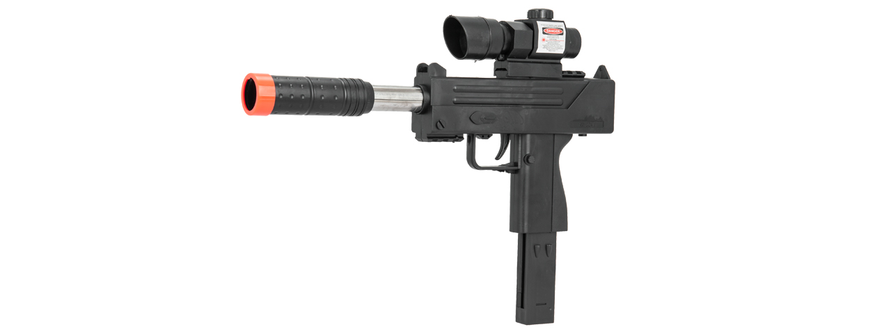 P2304 SPRING UZI w/ LASER & SCOPE