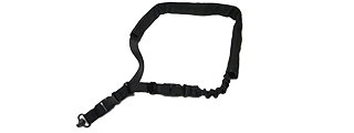 T0251-B D-S SINGLE POINT SLING (BLACK)