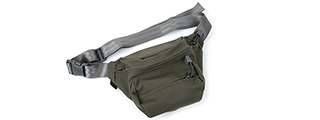 T1364-RG CORDURA LOW PITCHED WAIST PACK (RG)
