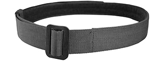 T1607-B-M ENHANCED OPERATOR GUN BELT (BLACK), MED