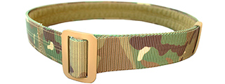 T1607-M-L ENHANCED OPERATOR GUN BELT (CAMO), LRG
