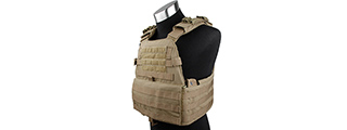 T1781-CB EG ASSAULT PLATE CARRIER (CB)