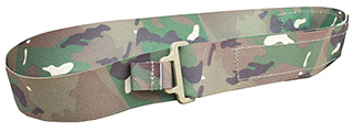 T1797-M LIGHT 2 INCH NYLON WEBBING BELT (CAMO)