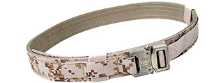 T1939-DD-L HARD 1.5 INCH SHOOTER BELT (DESERT DIGITAL), LRG