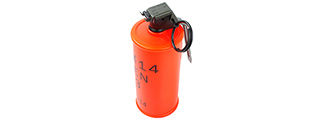 T2101 DUMMY ANM14TH3 INCENDIARY GRENADE (RED)