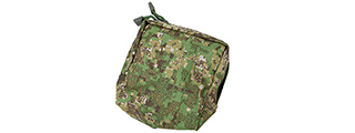 T2162-GZ NYLON SQUARE MOLLE CANTEEN POUCH (GZ)