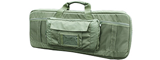 T2165-G COVERT CARRY CASE DOUBLE RIFLE 92CM (OD)