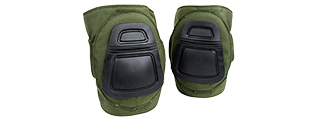 T2273-G DNI NYLON KNEE PADS SET (OD)