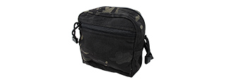 T2351-MB GP 663 POUCH (CAMO BLACK)