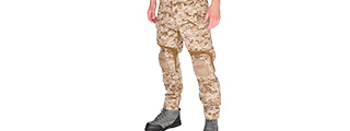 T2359DD-M BDU TROUSERS W/ KNEEPADS (DESERT DIGITAL)