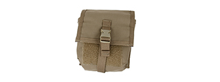 T2421-CB NVG BATTERY POUCH (COYOTE BROWN)