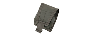 T2499-RG NSWDG STYLE DLCS M67 POUCH (RANGER GREEN)