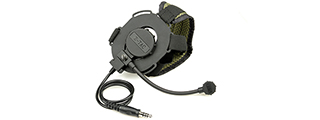 Z029B BOWMAN EVO III RADIO HEADSET (BLACK)