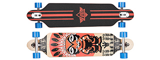 L-SPORT NATIVE COMPLETE LONGBOARD (NATIVE DESIGN)