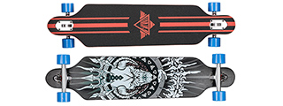 L-SPORT DEMON COMPLETE LONGBOARD (DEMON DESIGN)