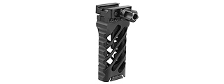 5KU-111-45 4-INCH ULTRA LIGHWEIGHT CROSS HATCH DESIGN QD VERTICAL GRIP