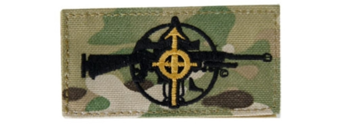 AC-136M ADHESIVE HIGH QUALITY M40 SCOUT PATCH (CAMO)