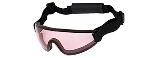 AC-375P LOW PROFILE BOOGIE REGULATOR GOGGLES (PINK)