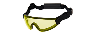 AC-375Y LOW PROFILE BOOGIE REGULATOR GOGGLES (YELLOW)
