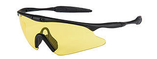 AC-570Y WOSPORT TPU COLORFUL SPORTING GOGGLES (YELLOW)