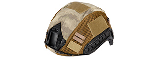 AC-610AT WOSPORT 1000D NYLON POLYESTER BUMP HELMET COVER (AT)