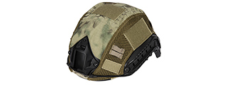 AC-610M WOSPORT 1000D NYLON POLYESTER BUMP HELMET COVER (MAD)
