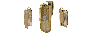 AC-617AT TACTICAL 1000D NYLON FOLDING WATER BOTTLE BAG II (AT)