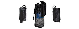 AC-617TYP TACTICAL 1000D NYLON FOLDING WATER BOTTLE BAG II (TYP)