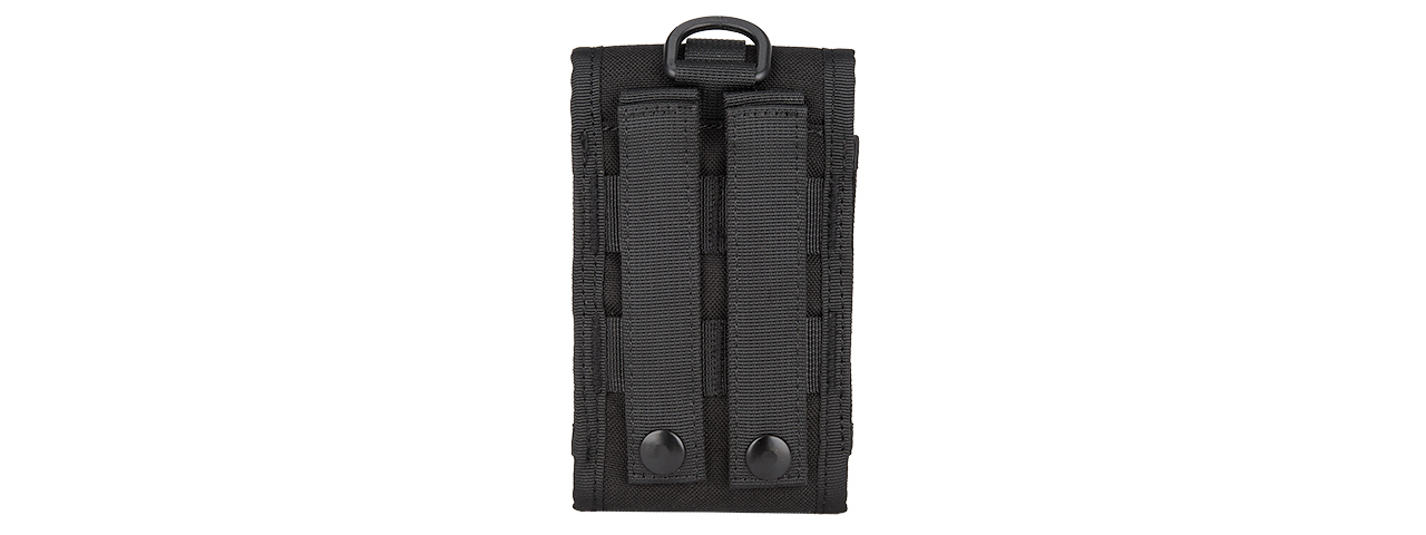 AC-619B TACTICAL 1000D NYLON MOLLE MOBILE BAG (BLACK)