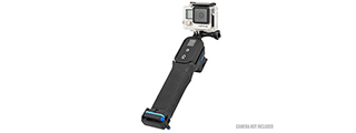 AC-871B XCG ACTION CAMERA FLOATING GRIP FOR GOPRO (BLACK)