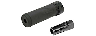 ACW-139-B SPECIAL FORCES MINI CQB MOCK SUPPRESSOR