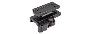 ACW-1702B QUICK DETACH MOUNT FOR T1 AND T2 (BLACK)
