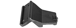 ACW-1766B 45 DEGREE OFFSET MOUNT FOR T1 (BLACK)