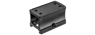 ACW-1782B RISER MOUNT FOR HS SERIES DOT SIGHTS (BLACK)