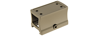 ACW-1782T RISER MOUNT FOR HS SERIES DOT SIGHTS (TAN)