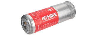 AI-40M-150S 40 MIKE AIRSOFT 40MM GRENADE SHELL (SILVER)
