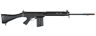 AR-024-P ARES L1A1 SLR METAL AEG AIRSOFT FAL BATTLE RIFLE (BLACK)