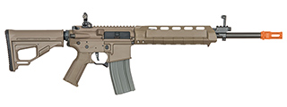 M4-AMML-DE ARES X AMOEBA AEG STANDARD LONG AIRSOFT RIFLE (DARK EARTH)