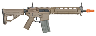 M4-AMMS-DE ARES X AMOEBA AEG STANDARD SHORT AIRSOFT RIFLE (DARK EARTH)