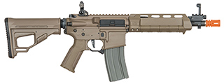 M4-AMSS-DE ARES X AMOEBA M4 AIRSOFT AEG CQB RIFLE (DARK EARTH)