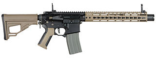 ARES-M4-KM12-DE ARES OCTARMS X AMOEBA M4-KM12 ASSAULT RIFLE (TWO TONE)