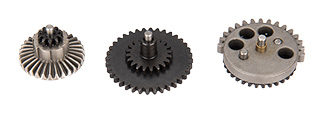 ARES-MHG-002 SUPER HIGH SPEED AIRSOFT 16:1 VERSION 2 AND 3 GEAR SET