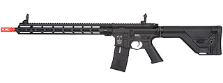 ICS CXP MMR DMR ELECTRIC BLOWBACK AIRSOFT AEG RIFLE - BLACK