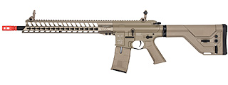 ASG-50168 CXP YAK R SR ELECTRIC BLOWBACK AIRSOFT AEG RIFLE (TAN)