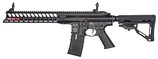 ICS CXP CQB ELECTRIC BLOWBACK AIRSOFT AEG RIFLE - BLACK