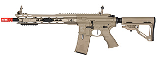 ASG-50178 ICS CXP-MARS CARBINE FULL METAL M4 AIRSOFT AEG RIFLE (TAN)