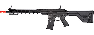 ASG-50183 ICS CXP-MARS DMR FULL METAL M4 AIRSOFT AEG RIFLE (BLACK)