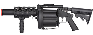 ASG-50195-193 MULTIPLE GRENADE LAUNCHER L (BLACK)