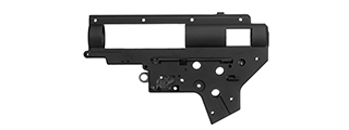 BI-14 FULL METAL VERSION 2 GEARBOX FOR M4/M16 AEG (BLACK)