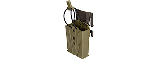 CA-1225GM HIGH SPEED M4/M16 MAGAZINE MOLLE POUCH (OLIVE DRAB GREEN)